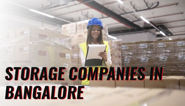Storage companies in Bangalore