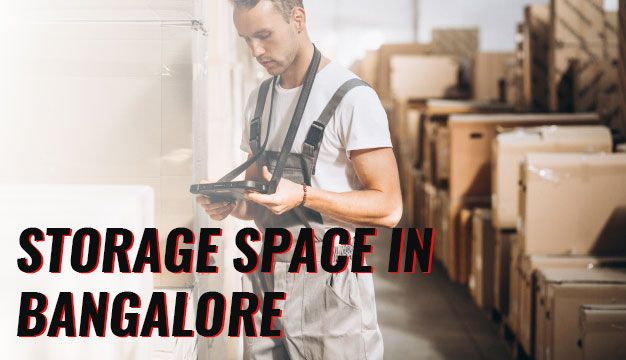 Storage Space In Bangalore