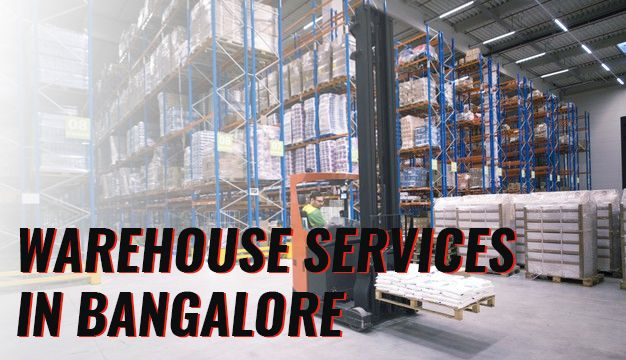 Warehouse Services in Bangalore